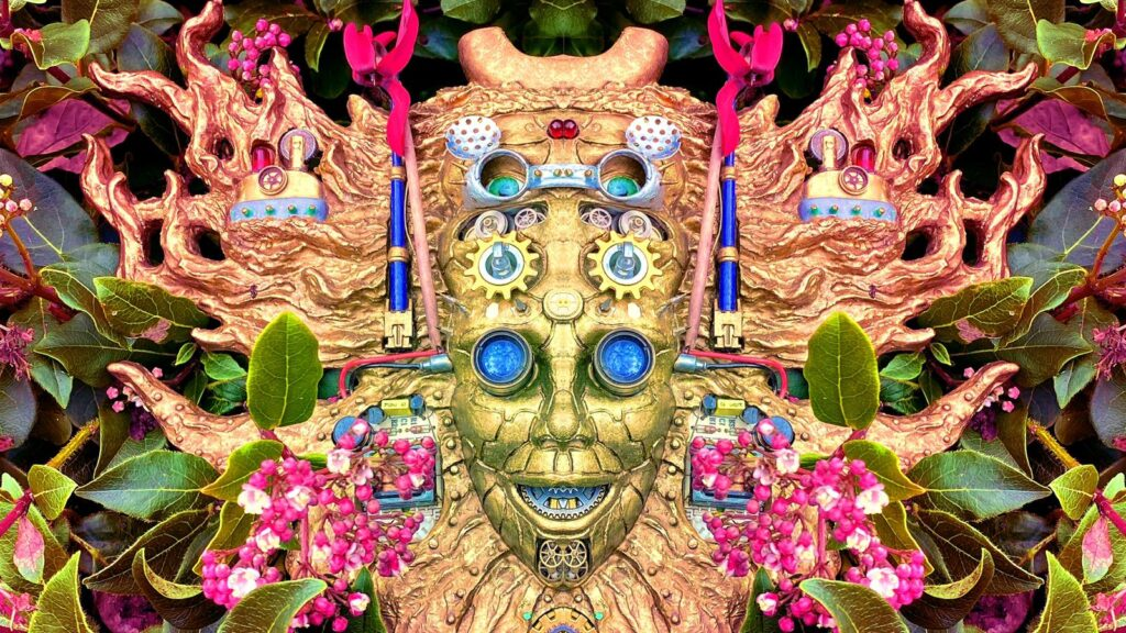 Shpongle - Carnival of Peculiarities -  released 5th March 2021