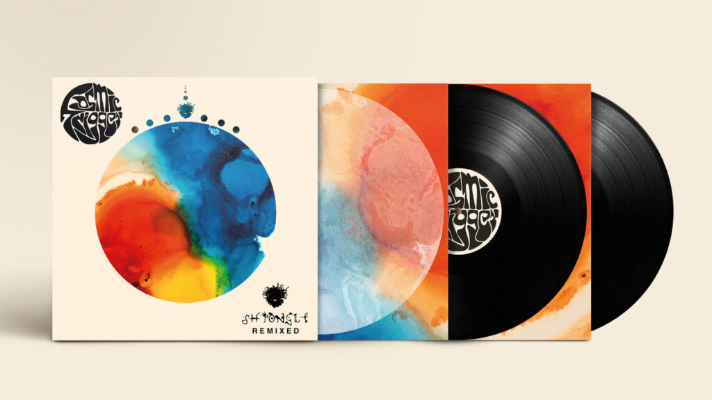 COSMIC TRIGGER – THE SHPONGLE REMIXES - AVAILABLE ON VINYL FROM 1ST OCT 2021